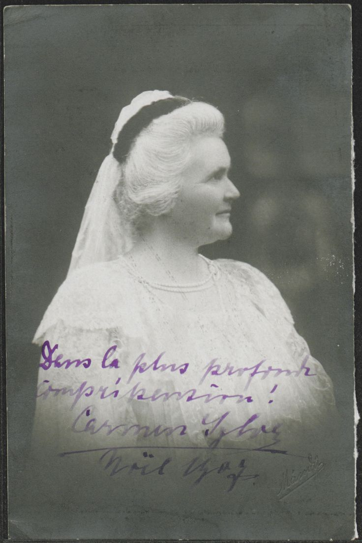 Queen Consort Elizabeth of Wied (Carmen Sylva), esposa do King Carol I of Romania.