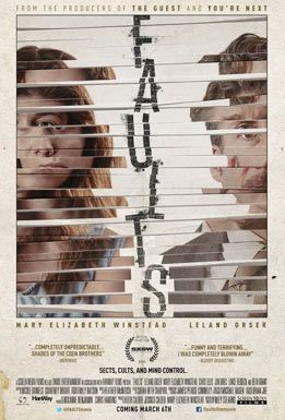 Claire (Mary Elizabeth Winstead) is under the grip of a mysterious cult called Faults. Desperate to be reunited with their daughter, Claire's parents set out to recruit Ansel Roth (Leland Orser), one of the world's foremost authorities on cults and mind control. But Ansel's specialty, deprogramming cult members and returning them to their families, is not an exact science, and a series of financial setbacks has left him in debt to his manager. Ansel warns Claire's parents that his ...
