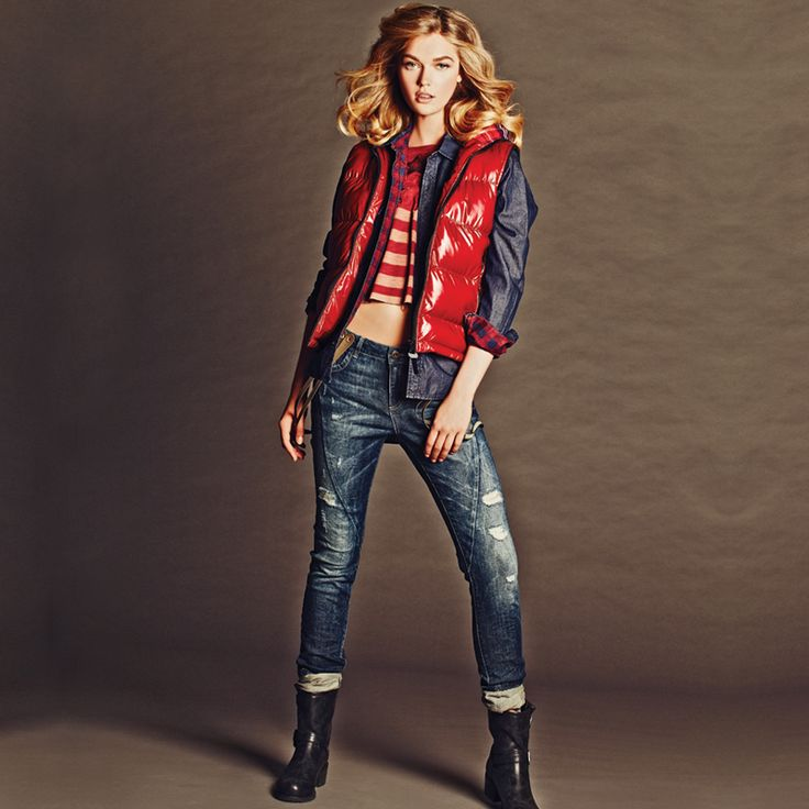 You've got the #sporty_looks! #BSB_FW14