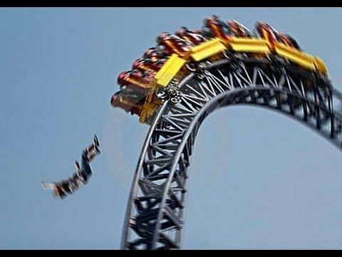 The Most Dangerous Roller Coaster In The World | Best ...