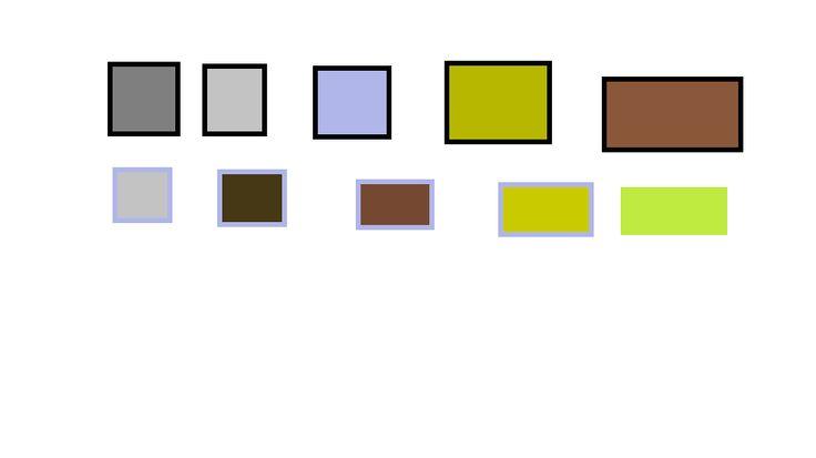 væg farve