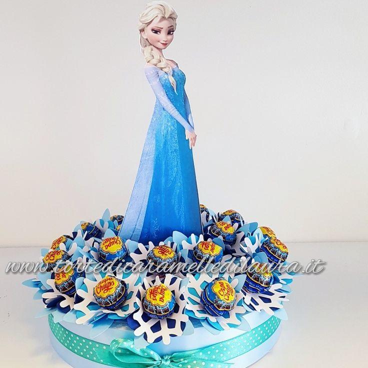 Chupachups Elsa Frozen