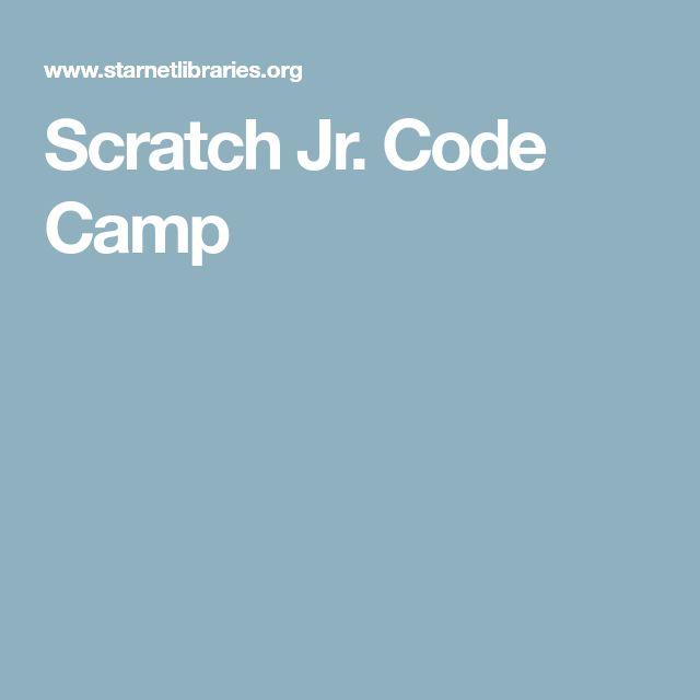 Scratch Jr. Code Camp