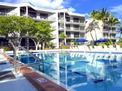 VRBO.com #420183 - Key West Gem - Large, Bright 2 BR Condo on Ocean W/ Olympic-Size Pool