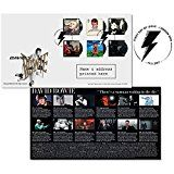 #USAshopping #8: David Bowie London First Day Cover Stamps Issue Date: 14 March 2017