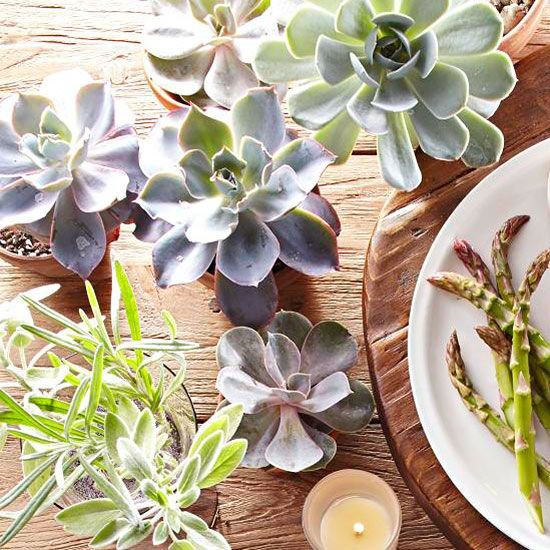 Decorate reception tables with these 12 easy-to-make wedding centerpiece ideas.