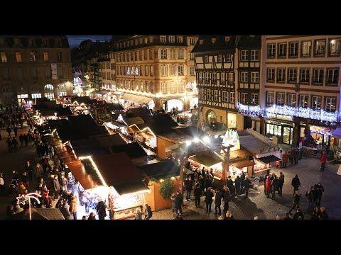 Marché de Noël de Strasbourg en France