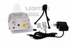 Amazing dj laser for mini stage lighting! Works great for bands, home parties, and mini light show!!