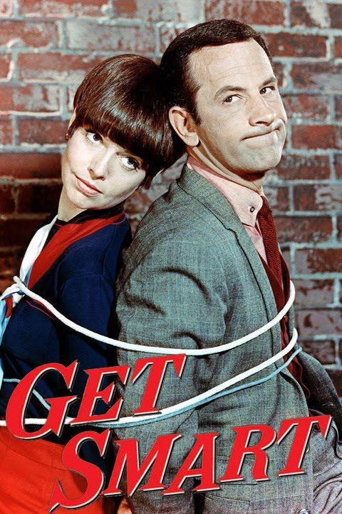 Get Smart | 1965-1970 | Barbara Feldon as Agent 99 and Don Adams as Agent 86, Maxwell Smart