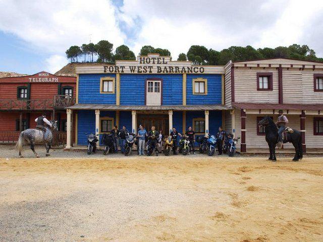 Hoteles temáticos para niños: Fort West Barranco
