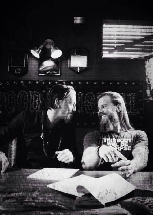 Love me some soa. Opie was my crush for sure. Then jax then chibs