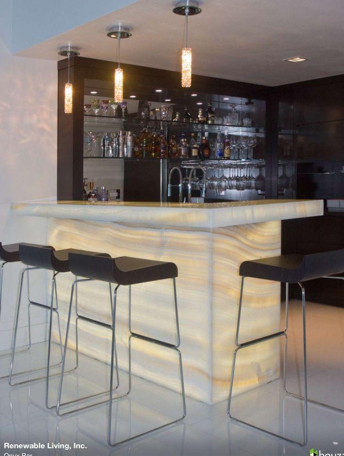 Onyx Bar   Contemporary   Family Room   Miami   Renewable Living, Inc.