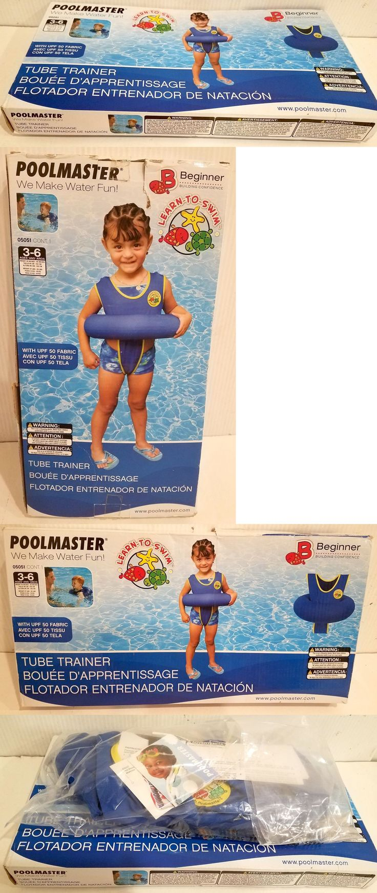 Training Aids 159175: Poolmaster 50505 Swimming Pool Tube Swim Trainer Swimming Aid Blue Beginner New! -> BUY IT NOW ONLY: $34.99 on eBay!
