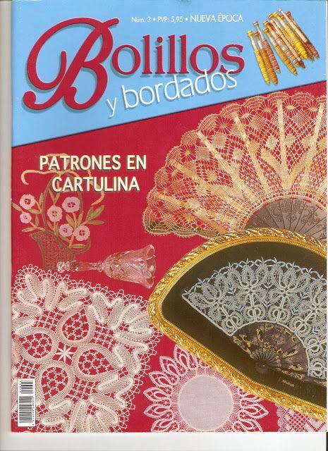 BOLILLOS Y BORDADOS Nº3 - Angel vara - Picasa Webalbums