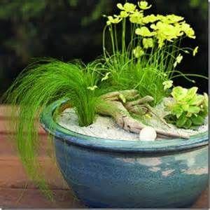 jardines en miniatura macetas resultados de yahoo espaa en la bsqueda de imgenes