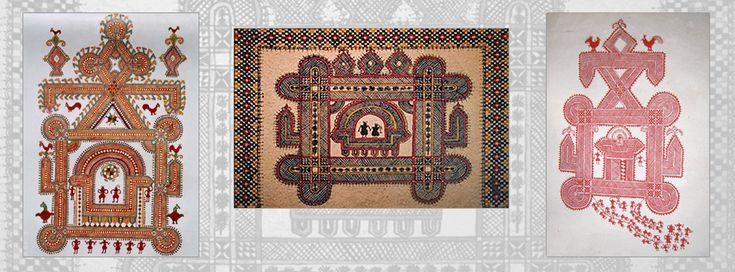 CHITTARA FOLK ART OF KARNATAKA