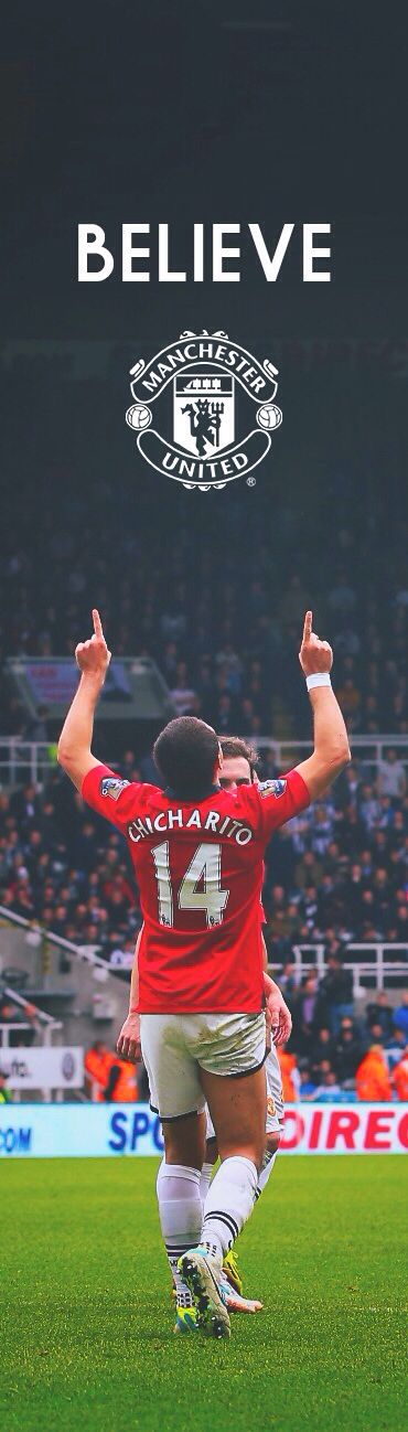 Chicharito has been that Poacher we have been craving all season...What a player and what an attitude (cough cough, pogba)