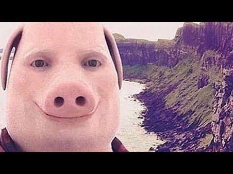 Technoblade Face Reveal