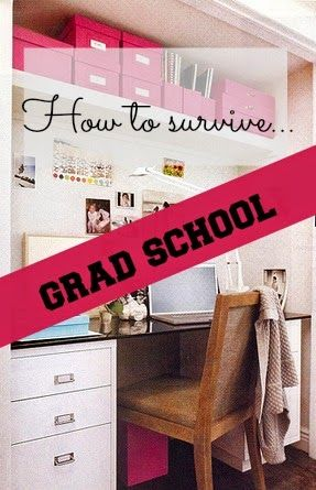 The Unreal Life: Your Guide To | Surviving Grad School