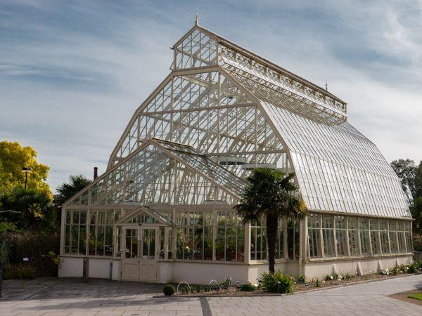 Spectacular Die National Botanic Gardens of Ireland in Dublins geh ren mit ihren viktorianischen Gew chsh usern zu den sch nsten botanischen G rten Europas