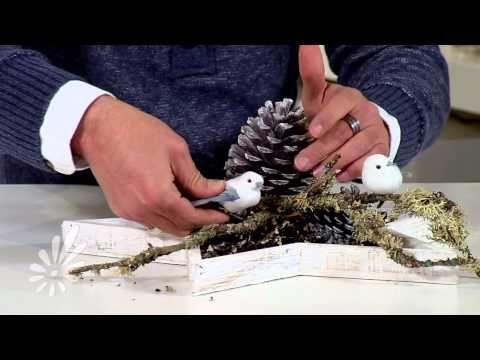 Sterplateau opmaken met echte najaarsdeco met Romeo Sommers - YouTube