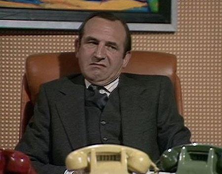 Leonard Rossiter as Reggie Perrin. Both crude and witty, The Fall and Rise of Reginald Perrin is a classic largely because of the inventiveness of both the character of Reggie and Rossiter's inspired performance.