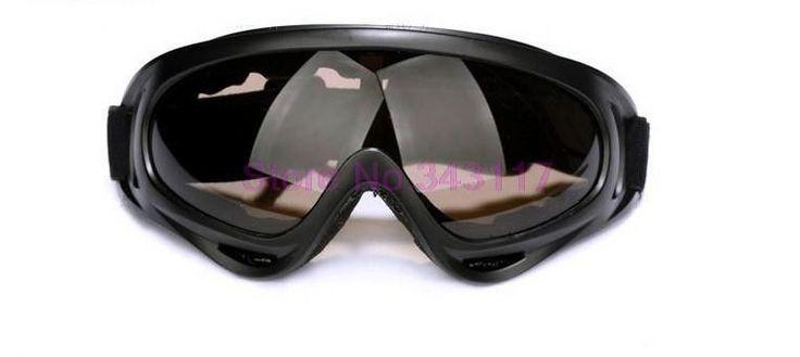 Ski Snowboard ATV Motorcycle Motocross Goggles Off-Road Dirt Bike Racing Eyewear Surfing Airsoft Paintball Game Glasses S259