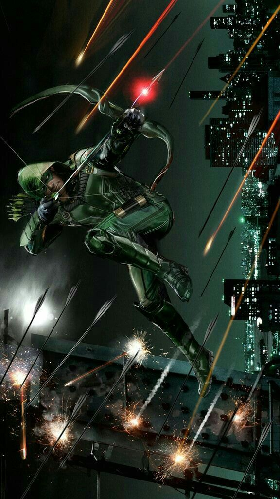 Green Arrow Wallpaper For IphoneIphone