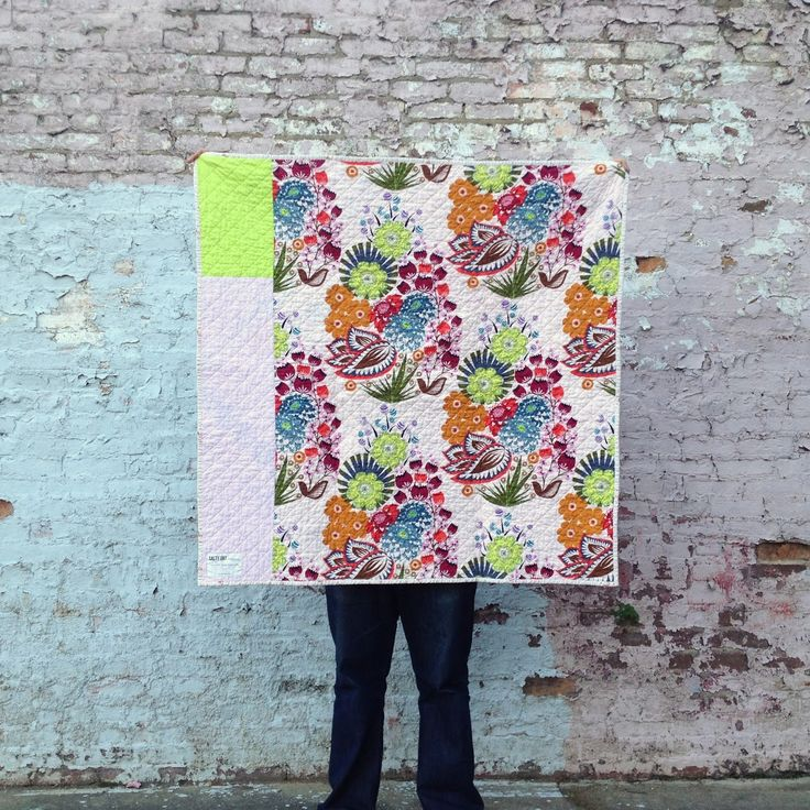 New Quilts from Salty Oat