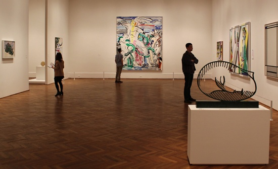 Roy Lichtenstein- ONLY a few more days in Chicago... extended evening hours... until 8p this Fri-Mon... go, don't miss it!