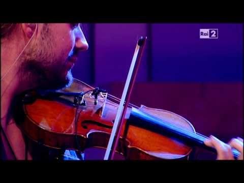 The Voice e The Violin... Sublime!  Marco Mengoni & David Garrett - Back to black (Tribute to Amy Winehouse)