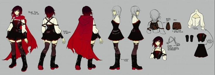 Ruby Rose, Volume 4 Outfit