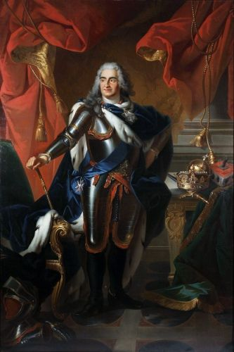 King Augustus II the Strong May 12th 1670 -  February 1st 1733