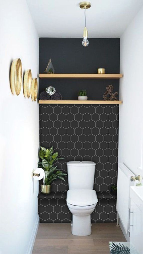 Kitchen And Bathroom Splashback Removable Vinyl Wallpaper Etsy In 2021 Wallpaper Accent Wall Bathroom Bathroom Splashback Bathroom Inspiration