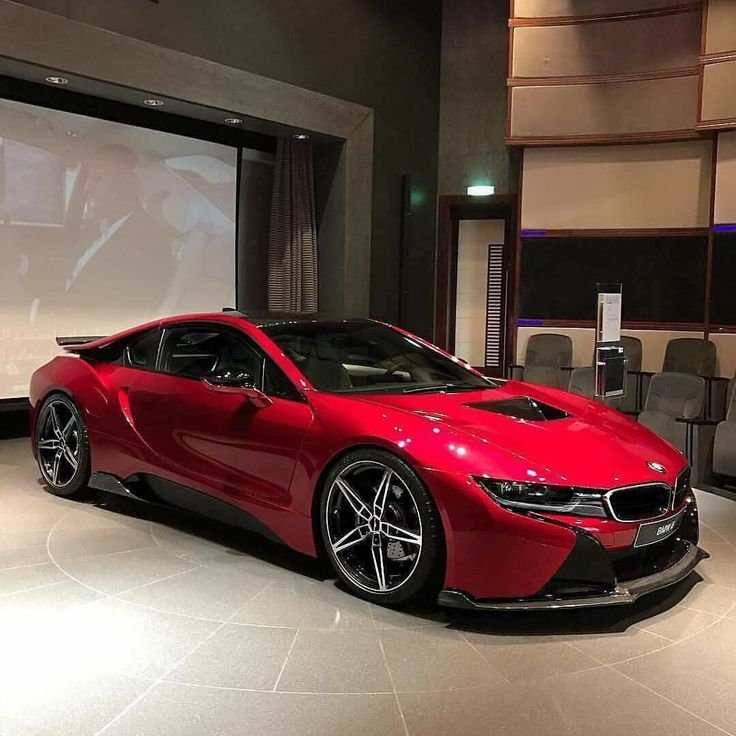 BMW I8 Hybrid Coupe!!!