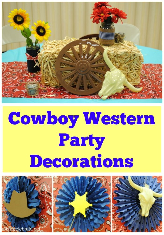 17 best images about western themed party on pinterest western themed parties cow print and. Black Bedroom Furniture Sets. Home Design Ideas