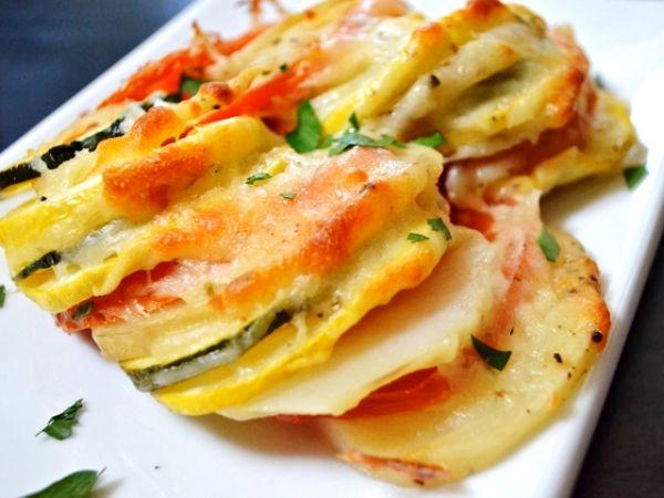 Кабачки в духовке с сыром: рецепт приготовления с фото