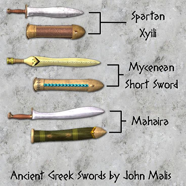 Ancient Greek Weapons | Greek | Pinterest | Weapons ...