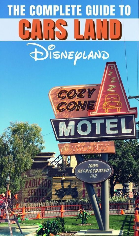 Planning a visit to Cars Land in Disneyland's California Adventure park? Find out tips and tricks for the Cars Land attractions and rides, dining recommendations in Radiator Springs, and much more. #disneyland #carsland #californiaadventure #DCA