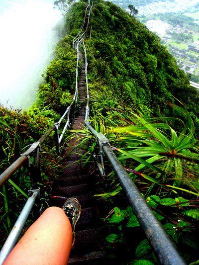 ¿Por qué no caminar y descubrir paisajes únicos al mismo tiempo? #senderismo