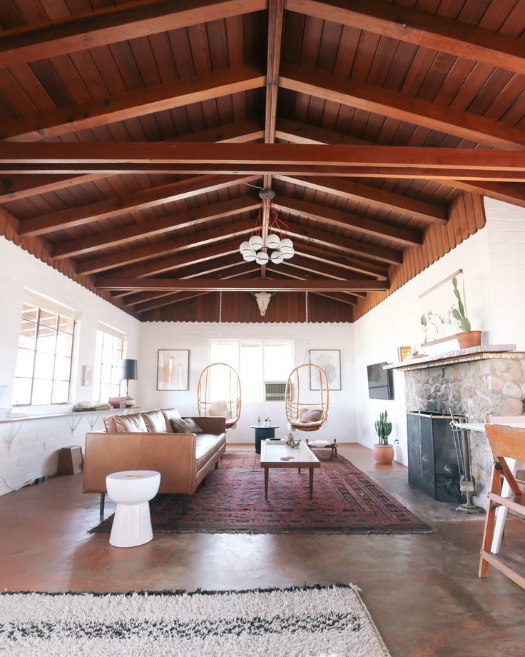 The Joshua Tree House (for rent on  Airbnb)!