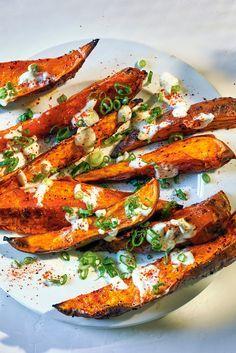 Gjelina's Roasted Yams Recipe - NYT Cooking                                                                                                                                                                                 More