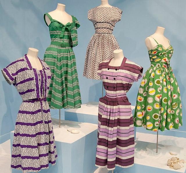 Horrockses  Dresses: Photos, Horrockses Dresses, Fashion 1950S, Worthi 1950S, 1950S Dresses, Fab 1950S, Horrock Dresses, 1950S Fashion
