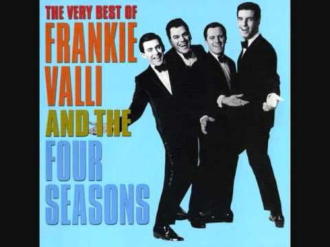 "Dawn (Go Away) by Frankie Valli and the Four Seasons    *IF you've got the chance, you must see Broadway's ""Jersey Boys"". It's about Frankie Vallie & The Four Seasons.  Fabulous♥*"