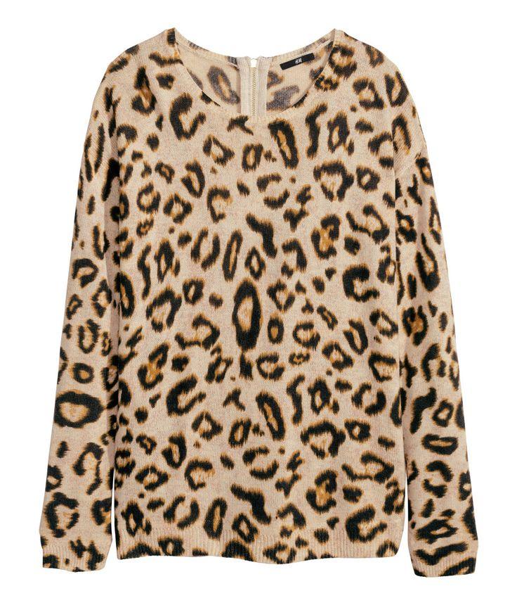 Fashion.luipaard.trui