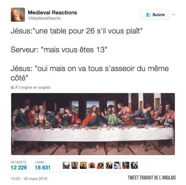 18 tweets drôles qui feront marrer tous les catholiques