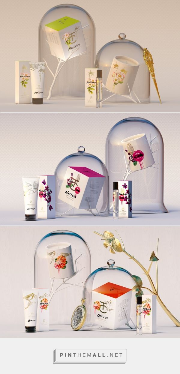 The Chapel - Packaging of the World - Creative Package Design Gallery - http://www.packagingoftheworld.com/2017/03/the-chapel.html