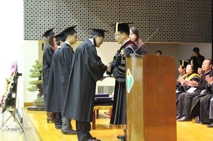 천안연암대학, 2013년도 제39회 전문학사 학위수여식 및 제5회 학사학위 수여식