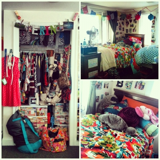 Decorating Ideas # My Dorm Room!  Dorm Decorating Ideas  Pinterest  The O