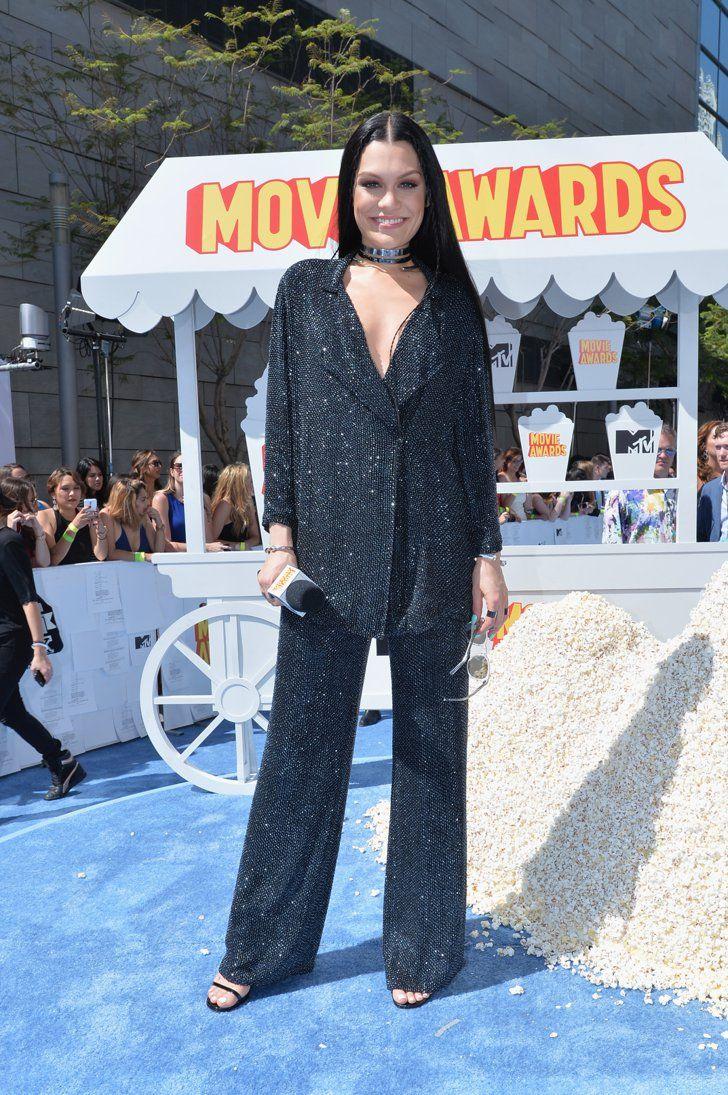 Pin for Later: Retour Sur les MTV Movie Awards de 2015 Jessie J